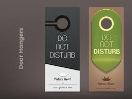 creative door hangers. Design Door Hangers With By Saptarang Creative