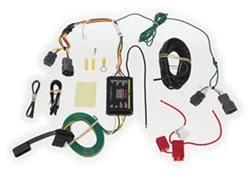 kia sorento trailer wiring com curt 2013 kia sorento custom fit vehicle wiring