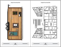 Small Picture Tropical Tiny House Plans The Tiny Tack House