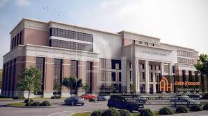 modern office architecture. Modern Office Building   By AH Design House - Bahria Head Sector E Architecture