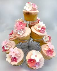 pretty pink cupcake. Simple Cupcake Pretty In Pink Cupcakes On Cake Central To Cupcake