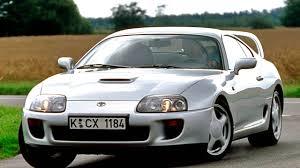 Toyota Supra Targa EU spec JZA80 '1993–96 - YouTube