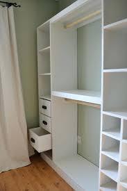 building closet organizer plans popular white master closet system projects regarding building a organizer plan diy building closet organizer