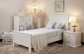 white furniture bedroom. Single Bedroom Beautiful Decorating With White Furniture T