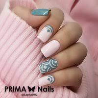 «<b>Трафарет для дизайна ногтей</b> PrimaNails, япония ...