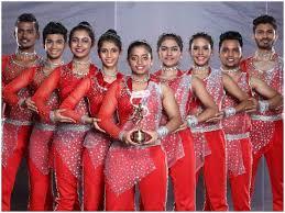 Dance Group Dance Maharashtra Dance Om Dance Group Walks Away With The