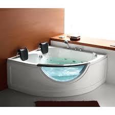 two person corner whirlpool tub jacuzzi tile ideas corner tub