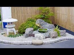 japanese style garden rock garden