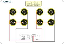 classroom audio systems multiple speaker wiring diagram home classroom audio systems multiple speaker wiring diagram