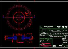 drawn gears autocad 8