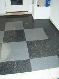vct tile for garage floor decoration ideas