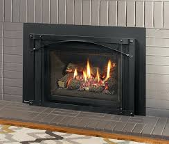 cost of gas insert fireplace gas fireplace inserts
