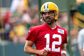 Aaron Rodgers was looking at 2020 as ...