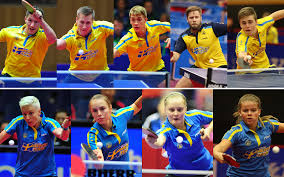 sweden is ready for the wttc the swedish troops for world championships