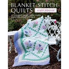 Cheap Applique For Baby Quilts, find Applique For Baby Quilts ... & Get Quotations · Blanket Stitch Quilts: 12 Projects for Easy  Stick-and-Stitch Applique Adamdwight.com