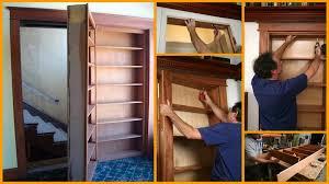 build your own bookshelf.  Own DIY Bookshelf Door In Build Your Own
