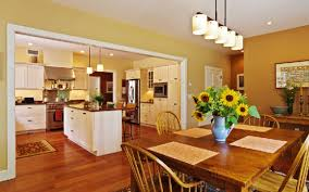 Open Kitchen And Dining Room Designs Small Open Kitchen Dining Room Designs Open Kitchen Dining Room