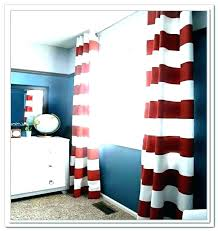 formidable red rugby stripe curtains striped curtain panels blue and white curtain panels red white curtains stupendous rugby stripe blackout curtains