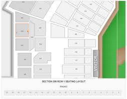St Louis Cardinals Busch Stadium Seating Chart