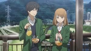 orange drama anime mango zero