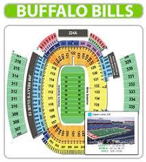Ralph Wilson Stadium Seating Chart View Ralph Wilson Stadium Seat Chart Ralph Wilson Stadium Map