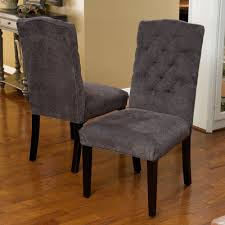 brilliant dining room chairs canada noble house ca claudia dark grey fabric dining chair canada
