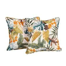 clairborne outdoor throw pillow 2 pack