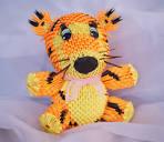Тигр. схема модульного оригами