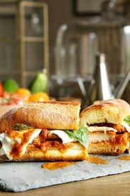 best ideas about chicken parmesan sandwich insanely easy weeknight dinners to try this week