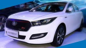 new car launches pakistanNew FAW B50  Another Chinese Car that Needs A Pakistan Launch