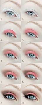pink for spring eye makeup