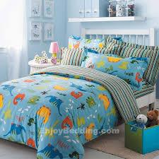 kids bedding sets dinosaur bedding