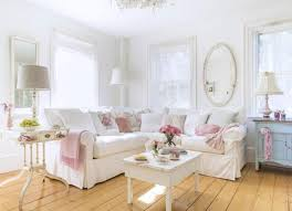 25 adorable shabby chic living room