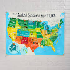 united states wall art wooden usa cutout fancy design ideas us map