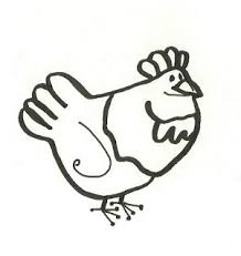 Small Picture Learn How to Draw Trace The Pictures of a Cartoon Chicken