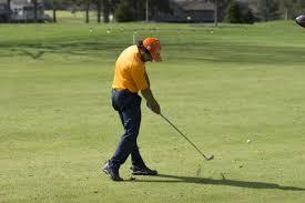 1) forward tilt, 2) rotation. Golf Impact Zone And Follow Through The Diy Golfer