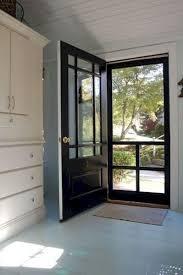 Storm Door Design Ideas 70 Best Modern Farmhouse Front Door Entrance Design Ideas 5