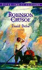 robinson crusoe called the original adventure novel daniel defoe published robinson crusoe in the year 1719 it is the first person narrative of a fictionalized character