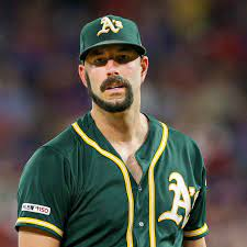 Mike Fiers beard appreciation post - Athletics Nation