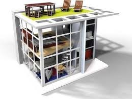 dollhouse modern furniture. brinca dada zoe dollhouse is perfect for the modern princess in your life it comes fully furnished and make of eco friendly materials furniture