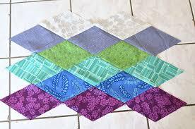 Diamond Quilt Pattern