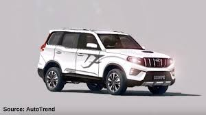 Mahindra Scorpio Design 5 Things To Expect From 2020 Mahindra Scorpio Suv