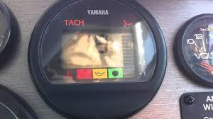 yamaha tach yamaha tach