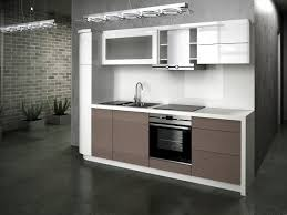 Kitchen Cabinets Design Modern Red Image Of Maple