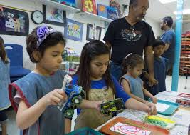 artworks art studio offers a variety of camps for art minded youngsters photo