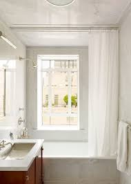 white shower curtain bathroom. Shower Curtain Ideas Bathroom Contemporary With Wall Mounted Faucet Sheer Single Panel Curtains White 2