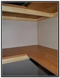 building closet shelves mdf