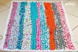 crochet rug brilliant rag rug crochet rug ideas diy crochet rug pattern