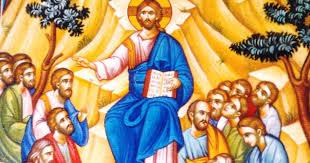 Image result for εικόνες ο χριστός και οι μακαρισμοί