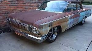 1962 Chevrolet Bel Air for sale near Cadillac, Michigan 49601 ...